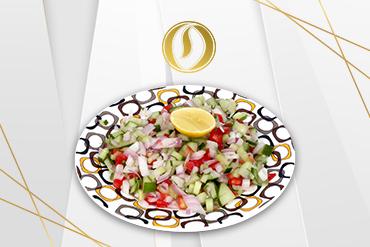Kachumer Salad