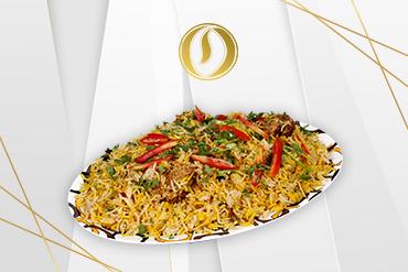 Shahjahani Chicken Biryani
